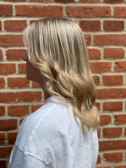 balayge hår